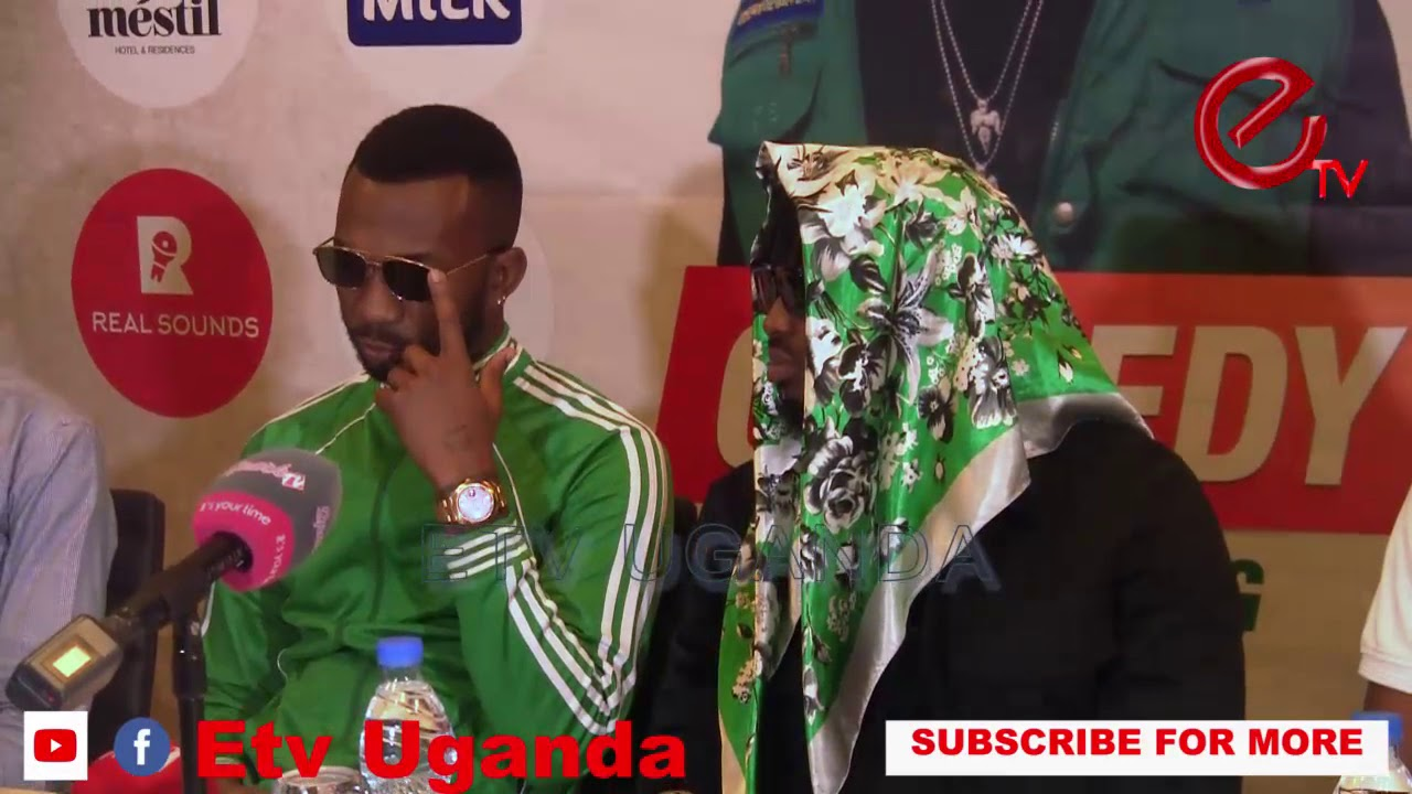 DIAMOND PLATINUMZ ARRIVES IN UGANDA, PROMISES BEST EVER PERFOMANCE AT ALEX  MUHANGI COMEDY STORE