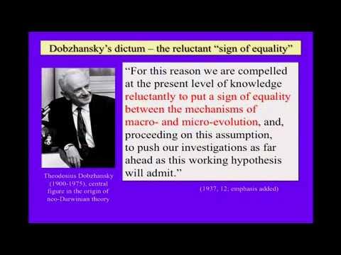 Darwin or Design? - Paul A. Nelson, PhD