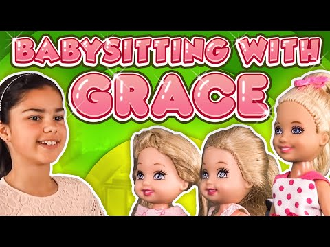 Barbie - Babysitting with Grace | Ep.85