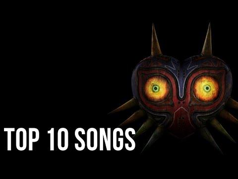 Top 10 Majora's Mask Songs
