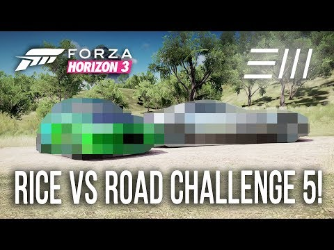 Generate Forza Horizon 3 - RICE vs [S1] ROAD CAR 5!!! (FUNNY CHALLENGE) w/xStark3y90x Pictures