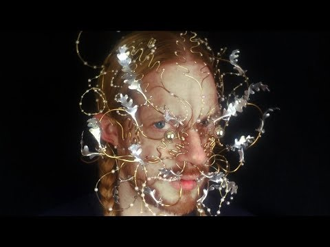 Embroidering With Björk's Maskmaker | The Daily 360