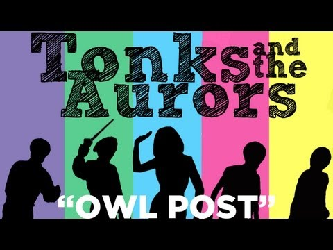 Owl Post by Tonks & the Aurors