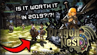 Video Is Dragon Nest Worth it in 2019?!?! download MP3, 3GP, MP4, WEBM, AVI, FLV Oktober 2019