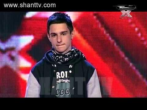 X Factor 3-Lsumner 4-rd Or Hayk Altunyan 17.05.2014