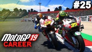 MotoGP 19 Career Mode Gameplay Part 25 - WE JOINED PRAMAC! (MotoGP 2019 Game Career Mode PS4 / PC)