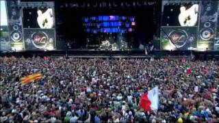 kings Of Leon: Sex On Fire (Live@V Festival 2008)