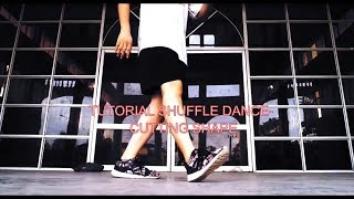 8 Basic Steps To Become A Professional Shuffle Dancer - Tutorial Cutting Shape