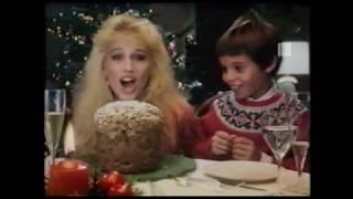 1982 Spot  Mandorlato Balocco  testimonial Heather Parisi