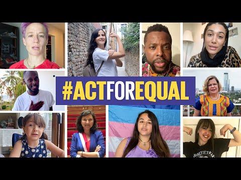#ActForEqual - Generations Together | Teaser