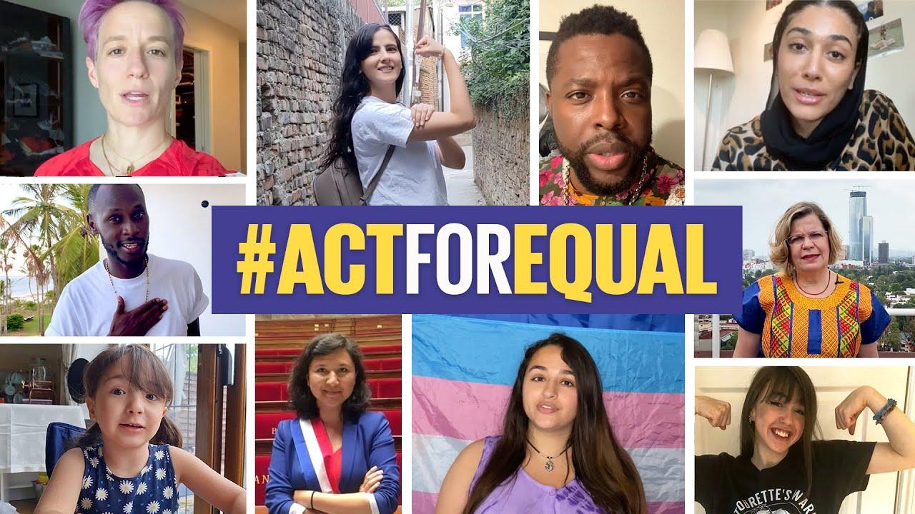#ActForEqual - Generations Together | Teaser  - 08:57-2021 / 6 / 21