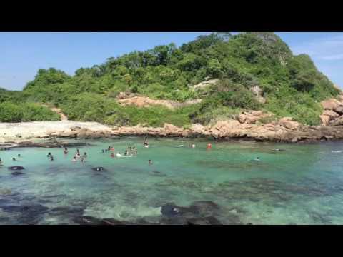 Pigeon Island Nilaveli - Sri Lanka