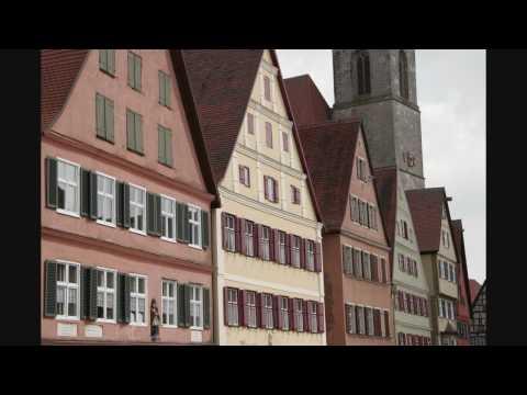Germany Tourism - Berlin, Quedlinburg, Dinkelsbuehl....