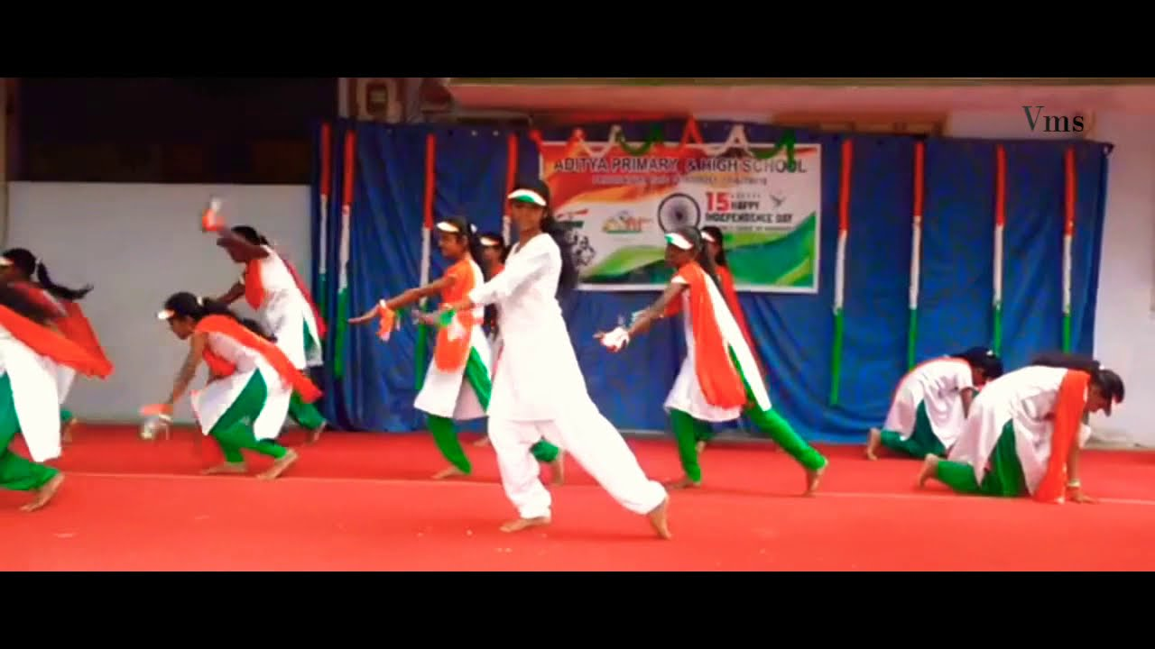 Suno Gaur Se Duniya Walo//Dance Performance By//Aditya High School/Proddatur Kadapa(Dt)8919008955