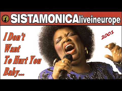 Sista Monica Parker - I Don't Want To Hurt You Baby... (Kostas A~171)