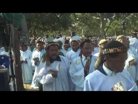 Shembe: Gamo Ncube (Ngiswele imilomo-128)