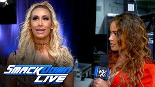 Carmella explains her decision to help Charlotte Flair: SmackDown Exclusive, Sept. 17, 2019