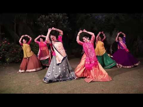 Wedding Choreography - Dilbaro   Raazi   Alia Bhatt   Kathak   Nrityalaya