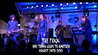 the fixx one thing leads to another 8 29 2015