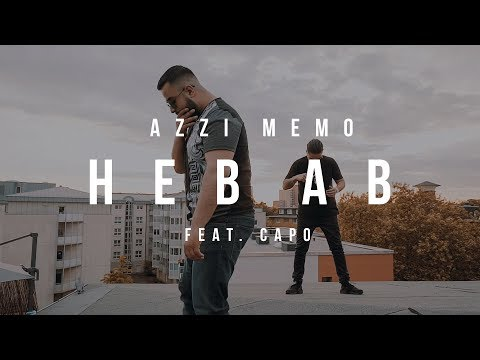 Azzi Memo - HEB AB ft. Capo (prod. von Zeeko & SOTT) [Official HD Video]