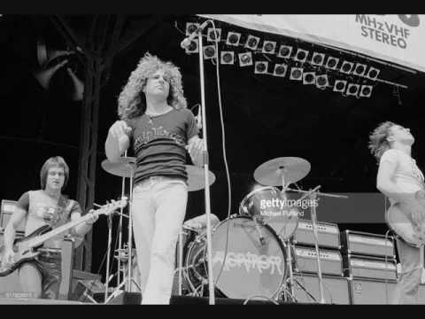 Montrose- Agora Cleveland, Ohio 9/17/74