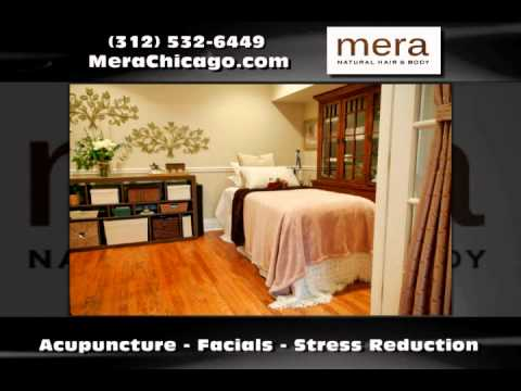 Holistic Spa for Natural Anti-aging and Holistic Wellness Care - Mera Chicago