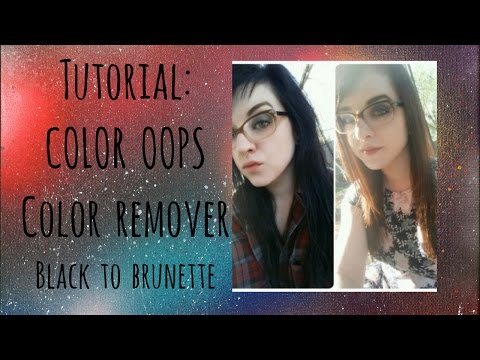 how to add color to black hair without bleach