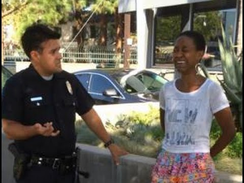 Hollywood Actress Refuses To Show Police Her ID Citing Racism
