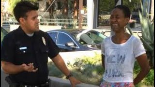 Video Hollywood Actress Refuses To Show Police Her ID Citing Racism download MP3, 3GP, MP4, WEBM, AVI, FLV Desember 2017