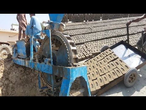 Brick Machine Production Line