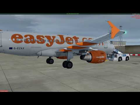 Download Airbus A319 Pro Ezy Edds Egkk Scenery Default P3d V4 3 With