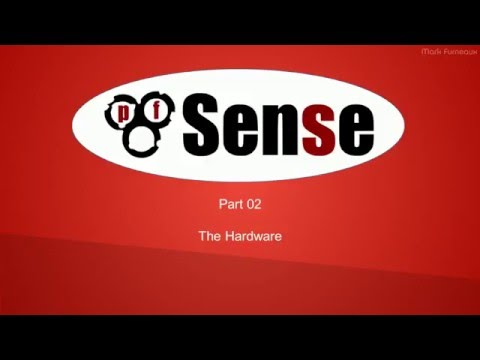 Comprehensive Guide to pfSense 2.3 Part 2: Hardware