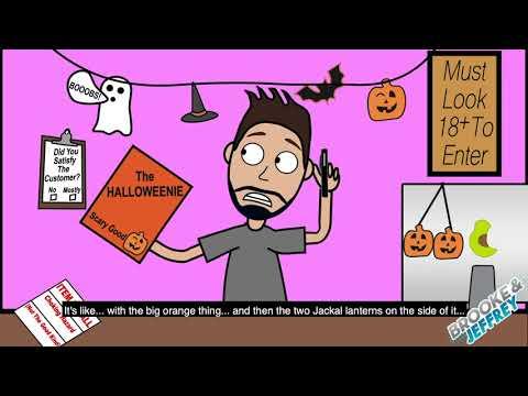 Animated Adventures: Halloweenie