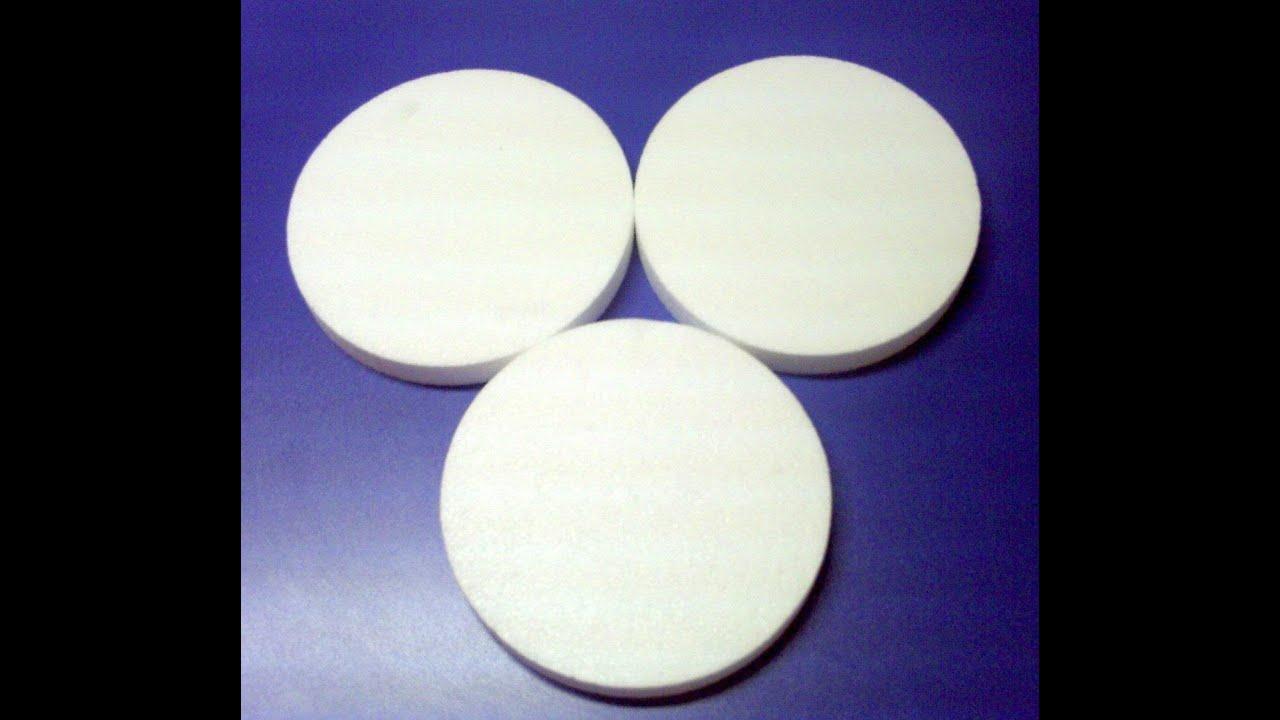 Image result for bases de telgopor para tartas