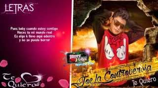D'Zona VIP (Joe) - Te QUIERO ♥ REGGAETON ROMANTICO FEBRERO 2015 (Video Lyrics)