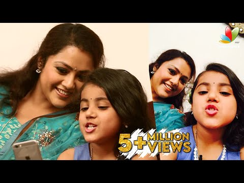 Twinkle Twinkle Nainika Star - Actress Meena's Daughter Inte