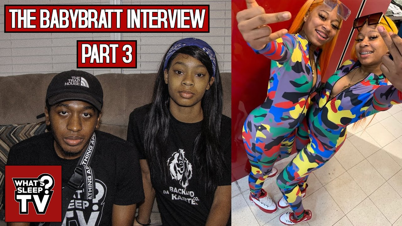 BabyBratt Explains Her Beef With The Fam0uss.Twinss, Says They Stole Her Song Word For Word