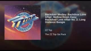 Backdoor Medley: Backdoor Love Affair; Mellow Down Easy; Backdoor Love Affair No. 2; Long...