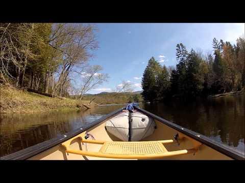 Passumpsic River Connecticut River Confluence