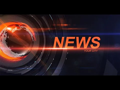 News Intro ( After Effects Template ) ★ AE Templates