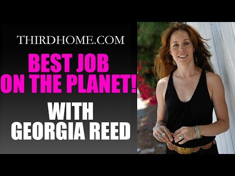 Georgia Reed Applies for The Best Job On The Planet with ThirdHome.com