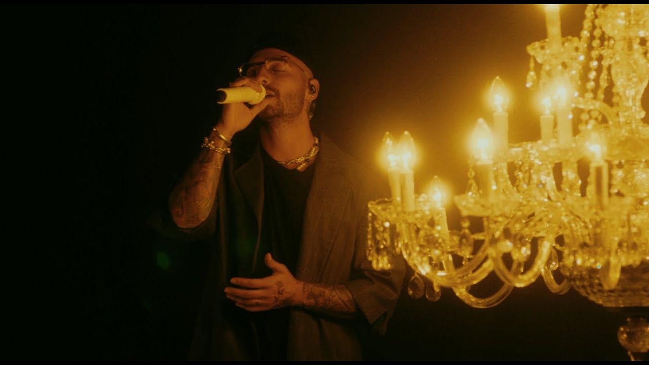Maluma - Sobrio (Live Performance)