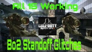 All 15 Working BO2 Standoff Glitches