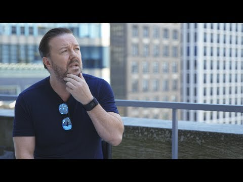 Ricky Gervais on Trump, The Office and reviving David Brent for Netflix