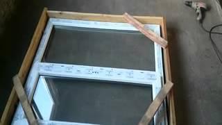 Установка Окон в Железный Контейнер(В видео показано, как установить пластиковое окно в контейнер. Подробное руководство от А до Я. Если у кого..., 2015-12-23T14:49:28.000Z)