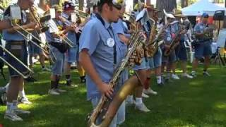 Ophir Prison Marching and Kazoo Band Graeagle Park 4th of Ju