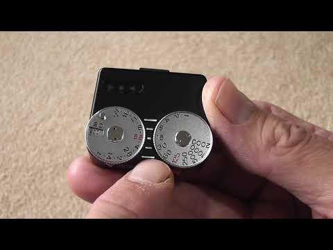 Tony's Titbits #7 - Voigtlander VCII Light Meter