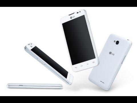 Разбор и замена дисплея LG L65 D285