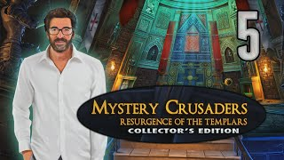 Mystery Crusaders: Resurgence of the Templars CE [05] w/YourGibs - FRUSTRATING METAL DETECTOR FAIL
