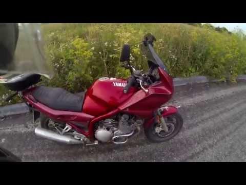Обзор и впечатления от бюджетного туриста Yamaha XJ900S Diversion